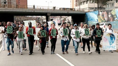 Épisode 3 : Colombie : le combat des victimes du paramilitarisme