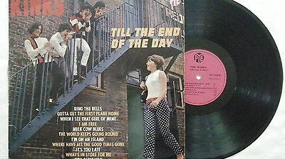 The Kinks Album Till the end of the day sorti en 1965