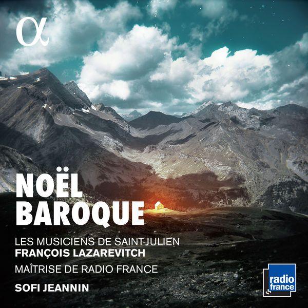 Le disque Noël Baroque