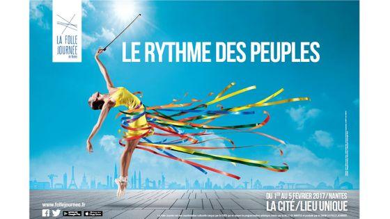 La Folle Journée de Nantes 2017 : le rythme des peuples
