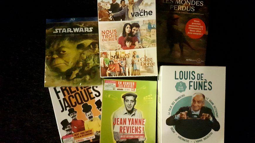 Des DVD pour tous