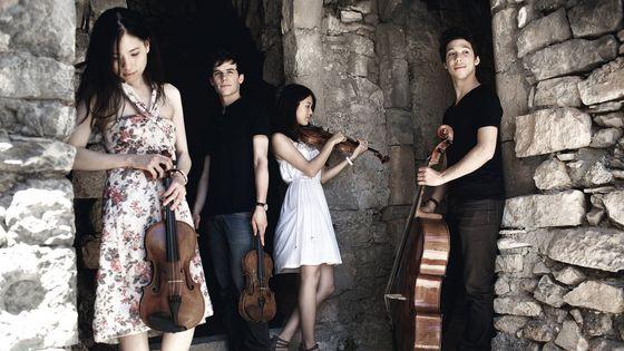 Plaisirs du Quatuor
