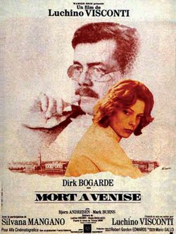 Luchino Visconti, Mort à Venise, Alfa Cinematografica, 1971.