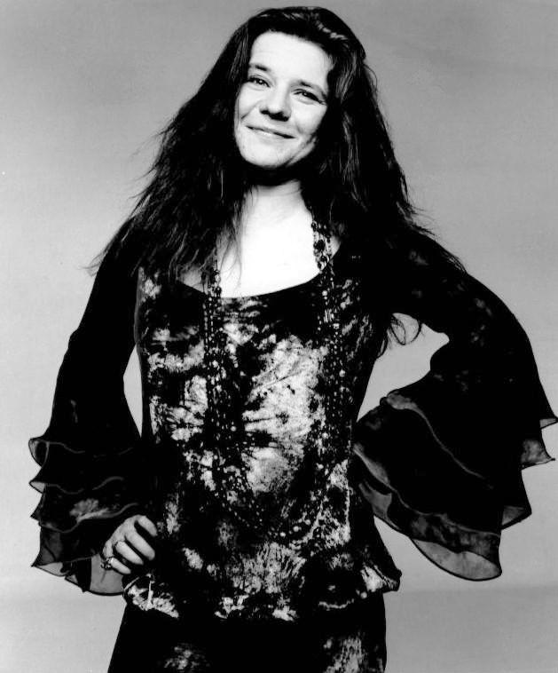 Janis Joplin en 1970