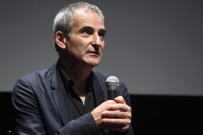 "Olivier Assayas, au Festival du Film de New-York pour ""Personal Shopper"" - 7 octobre 2016"