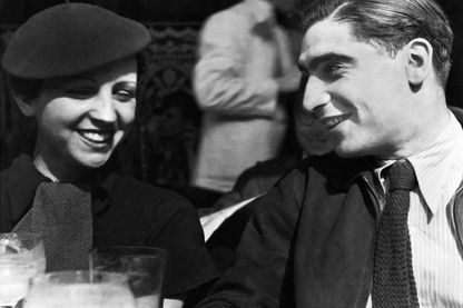le couple Taro & Capa en 1935