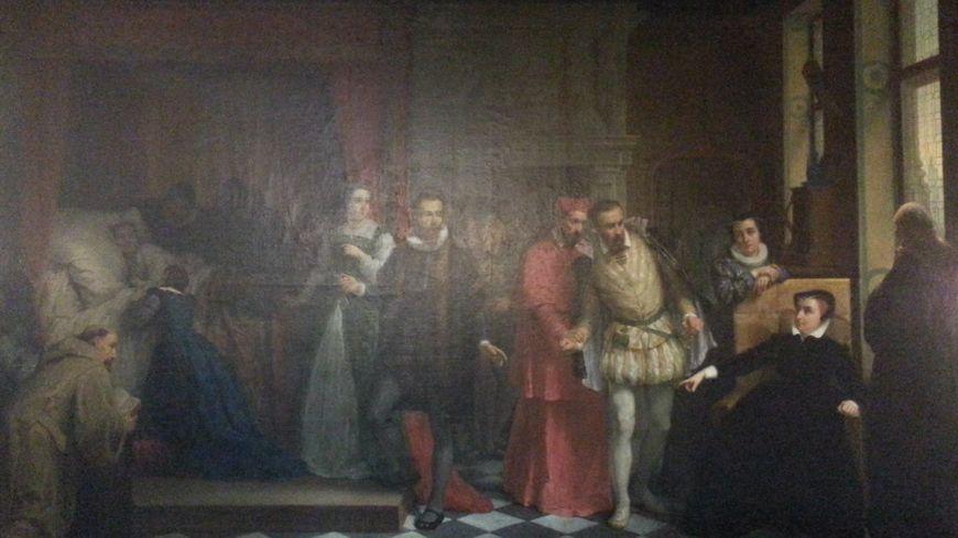 Le jour o le roi de france est mort orl ans for France bleu orleans cuisine