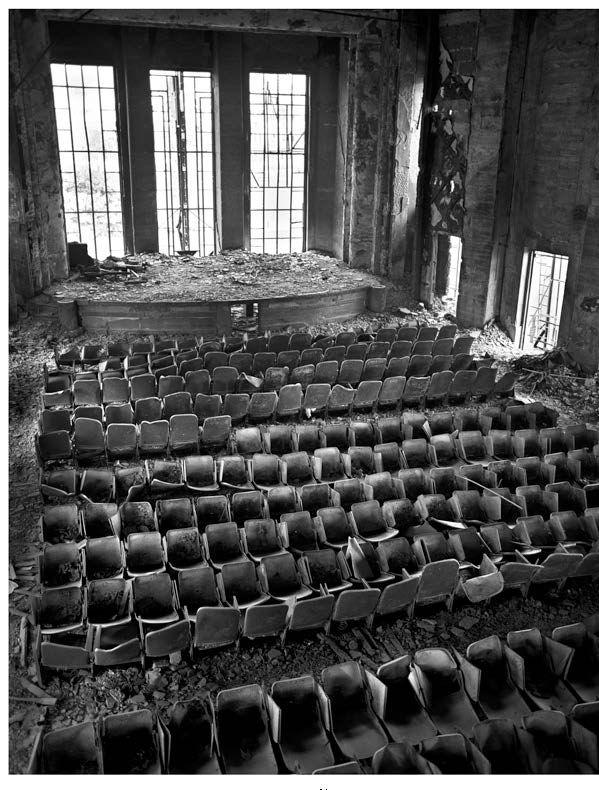Opéra en ruine (Beyrouth)
