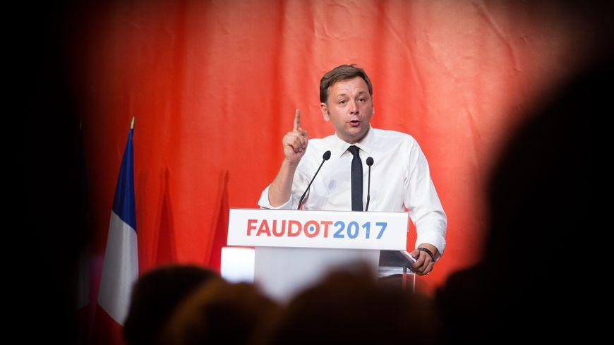 Bastien Faudot, candidat MRC à la primaire de la gauche