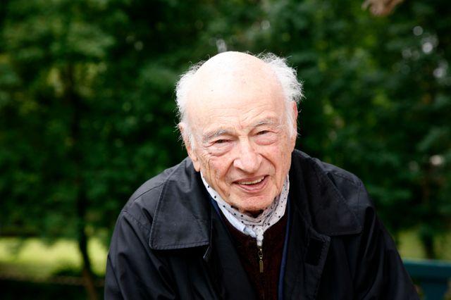 Le philosophe et sociologue Edgar Morin