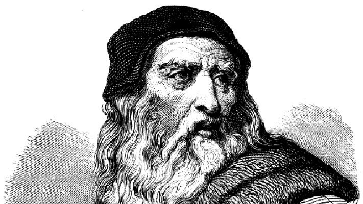 Léonard de Vinci par Everard Hansen