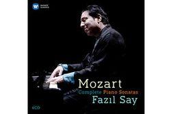 Intégrale des Sonates de Mozart, Fazil Say