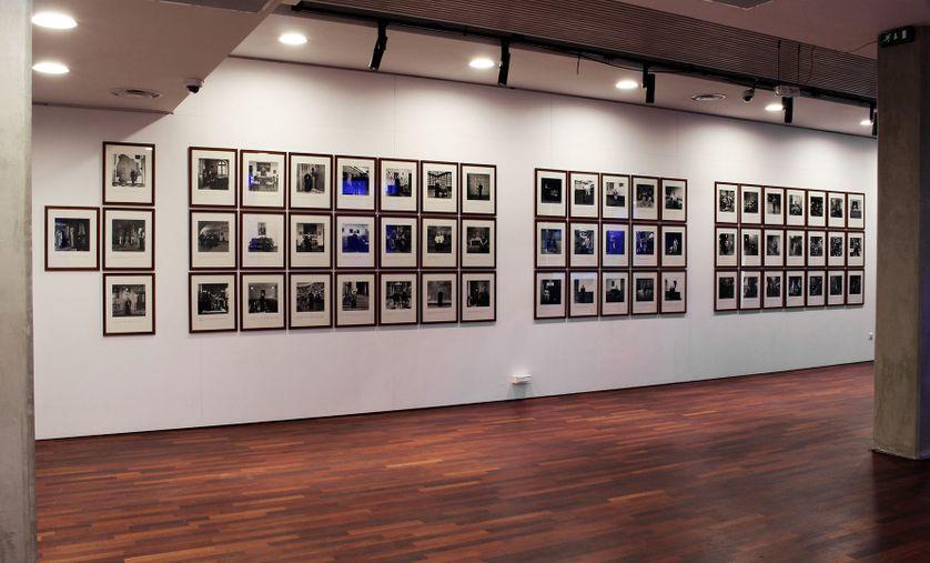 """Photos de l'exposition """"Antichambre"""" de Max Armengaud au Théâtre La Criée à Marseille"""