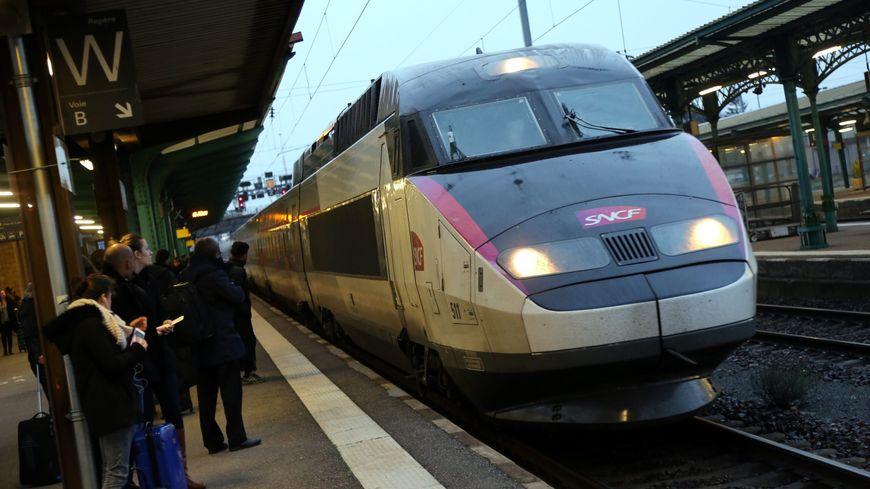 Trafic très perturbé pour le TGV Est ce mercredi matin.