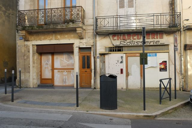 rue Nationale, Beaucaire