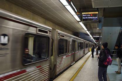 A Los Angeles, les entreprises vont pouvoir donner leurs noms à des stations de métro