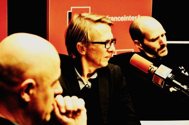 Dominique A, Bastien Lallemant et Dj Cam