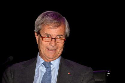 Vincent Bolloré, Président-directeur général du groupe Bolloré. Il est également à la tête des conseils de surveillance de Vivendi et du groupe Canal+