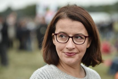 Cécile Duflot à Notre-Dame-Des-Landes - 8 octobre 2016