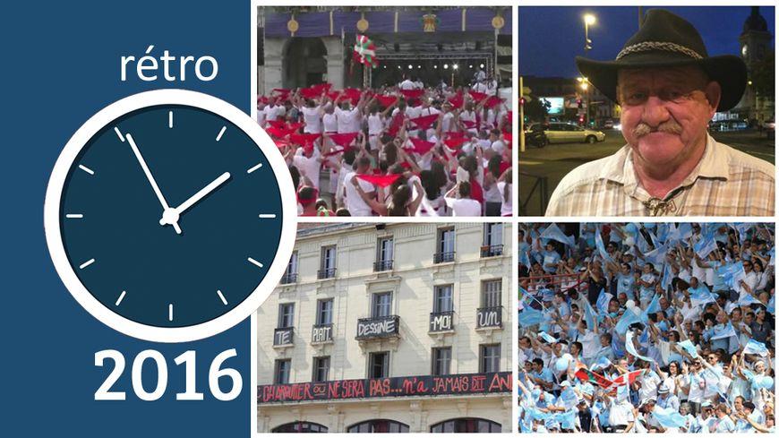 Pays Basque : voici le top 10 des sujets qui vous ont fait réagir sur Facebook en 2016
