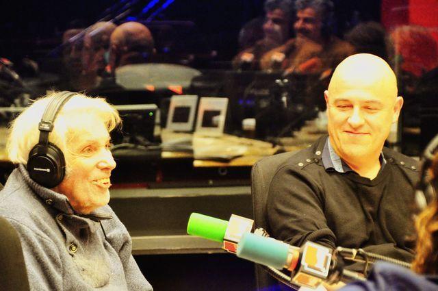 Pierre Barouh et Dominique A