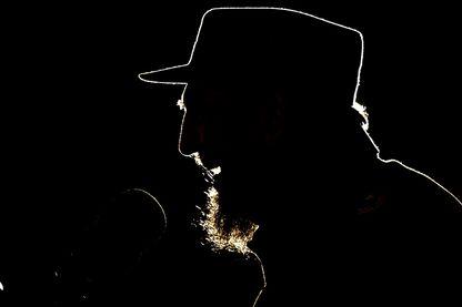 Fidel Castro en 2006