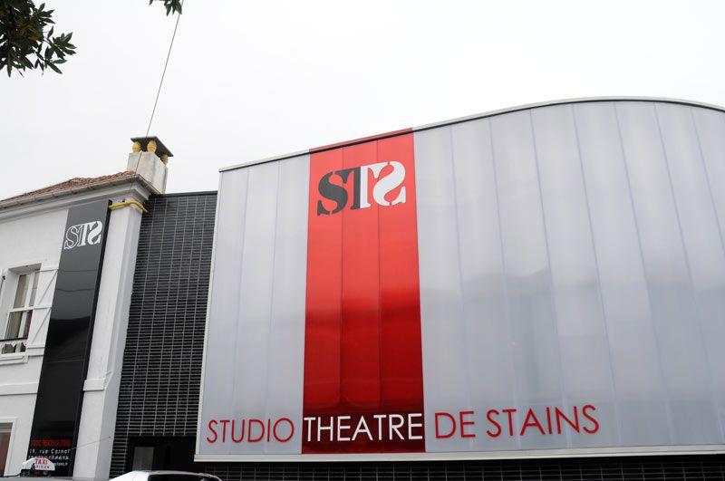 le Studio Théâtre de Stains