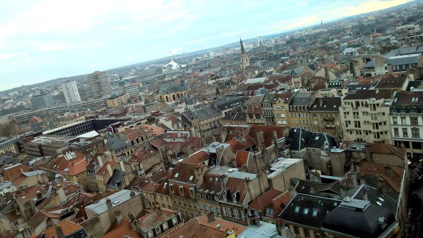 Ce sont les appartements anciens du centre-ville qui tirent les prix vers le haut à Metz.