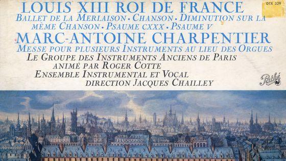 Musique de Louis XIII