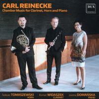 4 pièces fantaisistes op 22 : Canon - pour clarinette et piano - Trio Slaskie