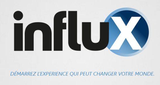 Capture d'écran, Influx, l'expérience