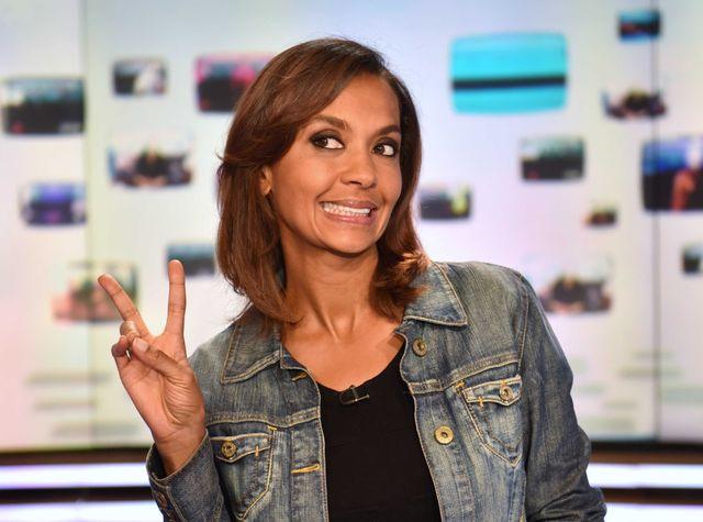 """Karine Le Marchand, animatrice sur M6 de """"Une ambition intime""""  : des personnalités politiques viennent y présenter leur parcours (plutôt que sur leurs idées politiques)"""
