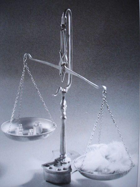 Justice et inégalité : les plateaux de la balance