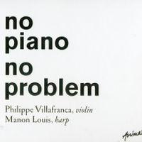 Suite populaire espagnole : Polo - arrangement pour violon et harpe - Philippe Villafranca