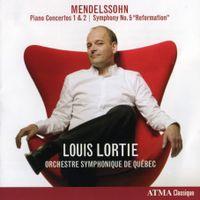 Concerto n°2 en ré min op 40 : adagio - LOUIS LORTIE