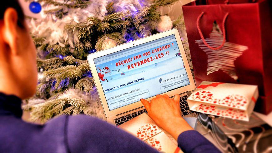 cad07e5d0c7d Dordogne   au lendemain de Noël, les Périgourdins revendent leurs cadeaux