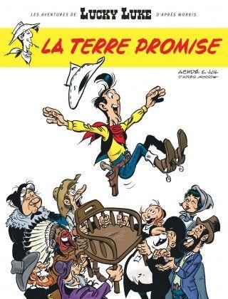 Lucky Luke : la Terre promise // Achdé & Jul
