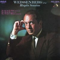 Sonate pour piano n°62 en Mi bémol Maj HOB XVI : 52 : Finale : Presto - Alexis Weissenberg