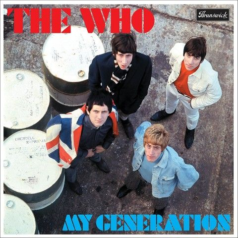 """""""My Generation"""" de The Who"""