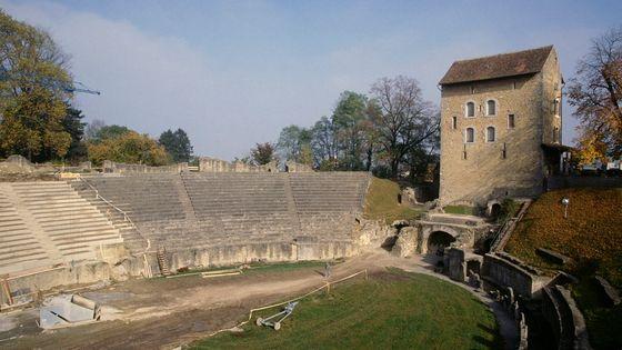 Les arènes d'Avenches n'accueilleront le festival qu'en 2018.