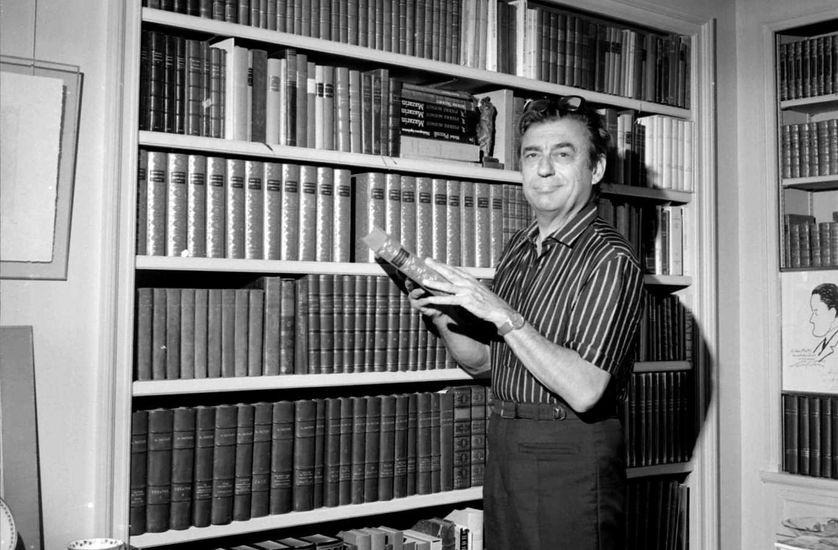 François Périer dans années 60.
