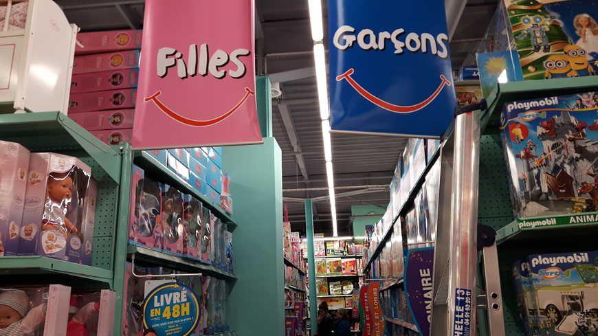 aeb1a910604d3 VOTRE AVIS - Les jouets pour filles ou pour garçons, c'est sexiste ?