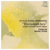 L'or du Rhin : Prélude / Auf dem Grunde des Rheines - pour choeur harpe 4 cors et 2 contrebasses