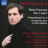 Quatuor à cordes n°8 en ut min op 110 : Largo - arrangement pour piano