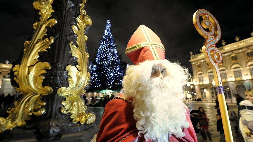 Saint Nicolas est particulièrement célébré en Lorraine et dans le Nord Est de la France.