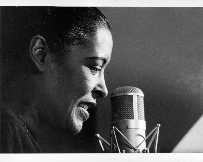 Billie Holiday en décembre 1947