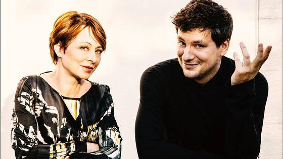 Ludmilla Berlinskaia & Arthur Ancelle