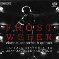Concerto n°1 en fa min op 73 : Rondo : Allegretto / Pour clarinette et orchestre
