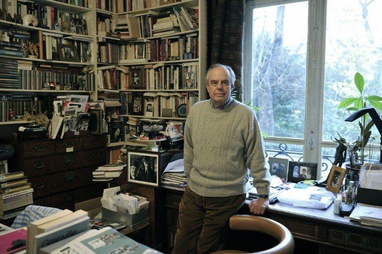 Frédéric Mitterrand, Paris, décembre 2014