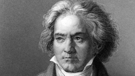 L.V Beethoven vers 1805